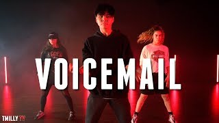 Poppy - Voicemail - Choreography by Tucker Barkley - #TMillyTV #Dance