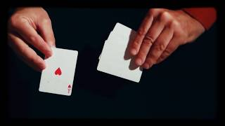 """Карточный фокус """"Из пустоты"""""""