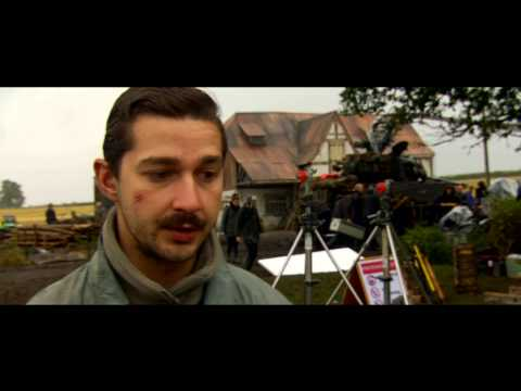 Fury - Production Featurette - At UK Cinemas October 22 streaming vf