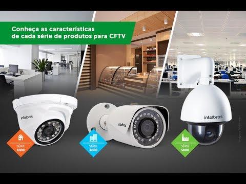 AO VIVO - Quais câmeras devo usar no meu projeto de CFTV Intelbras 2017