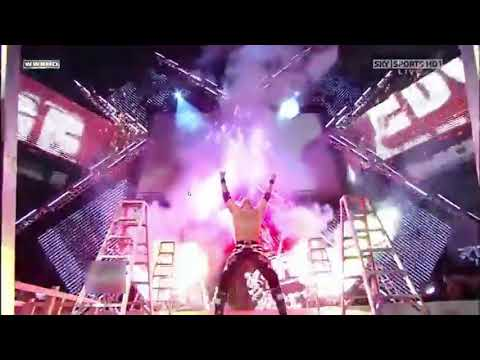 Jeff Hardy Vs Edge Extreme Rules Highlights