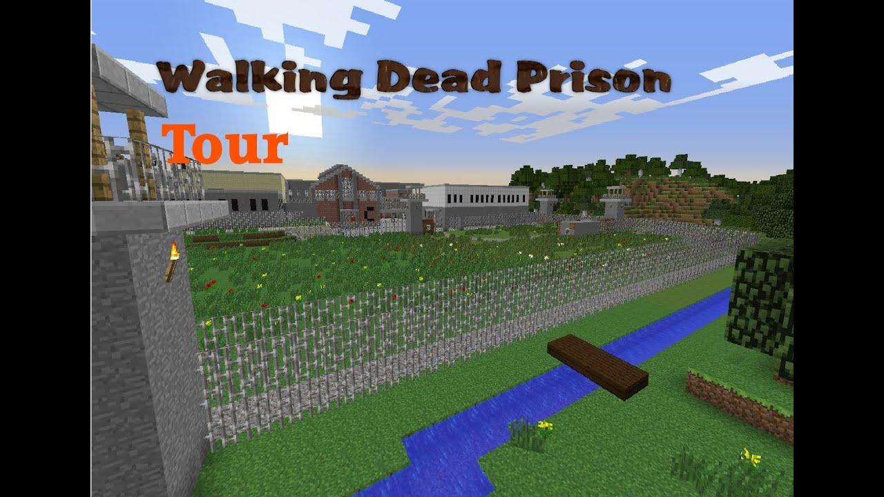 Georgia Prison Walking Dead