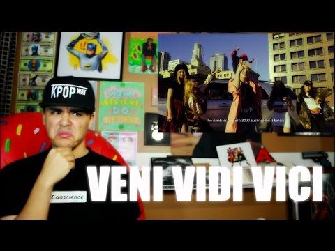 ZICO - VENI VIDI VICI (Feat. DJ Wegun) MV Reaction