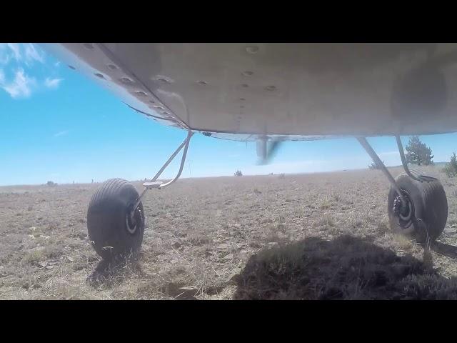 USFS Big Flat Airstrip Oregon