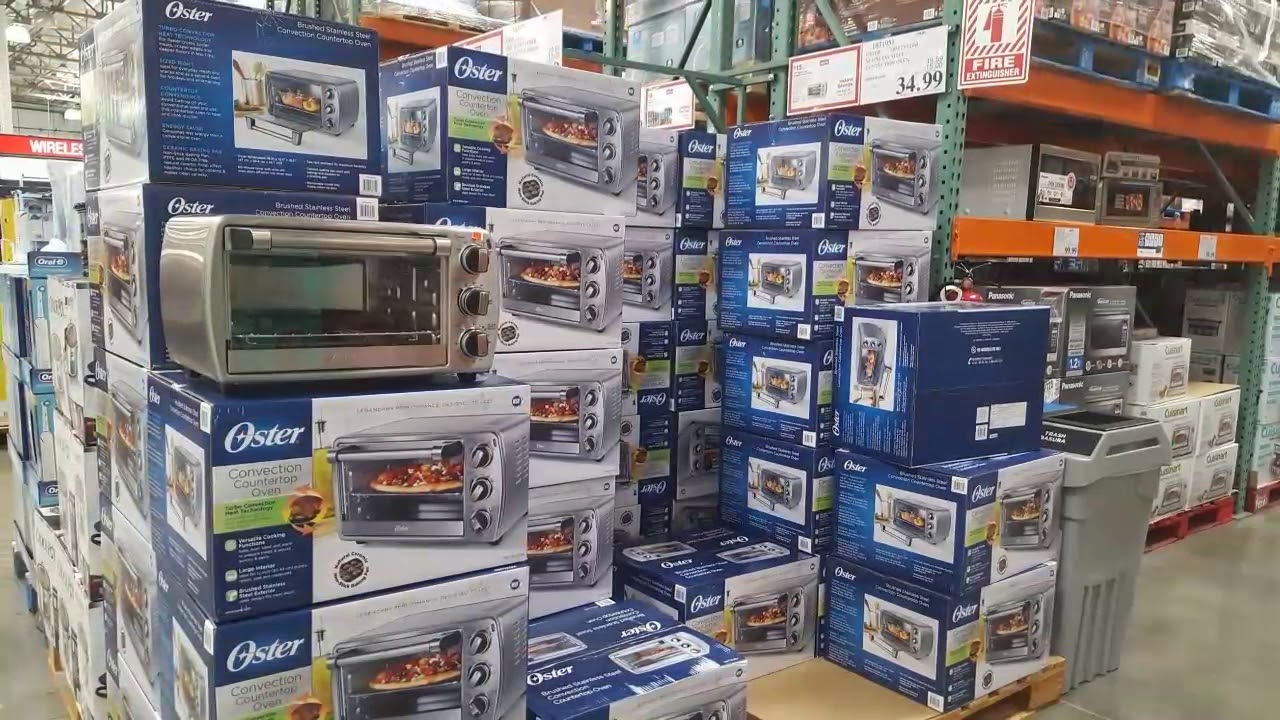 COSTCO! Oster Counter Top Convection Oven! $35!