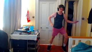 Dubstep Dance To Zedd, Kesha  True Colors (Nolan van Lith Remix)