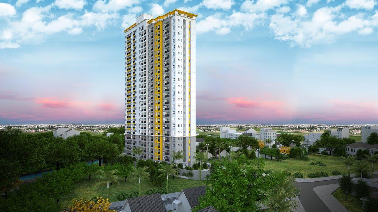 BCONS BEE   Video giới thiệu dự án căn hộ chung cư Bcons Bee