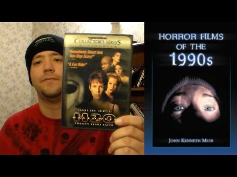 My Dvd Collection - The Best 90's Horror...