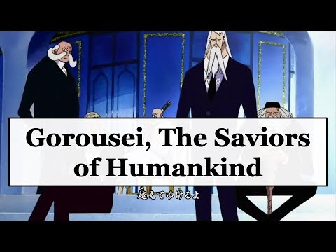 One Piece Theory (+935) - Gorousei, The Saviours Of Humankind (feat. ReD. Ragnar)