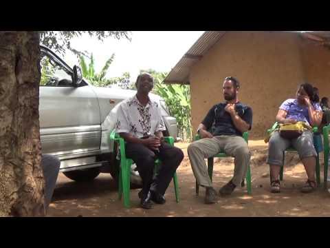 UGANDA DAY 5: SAM KISOLO'S STORY