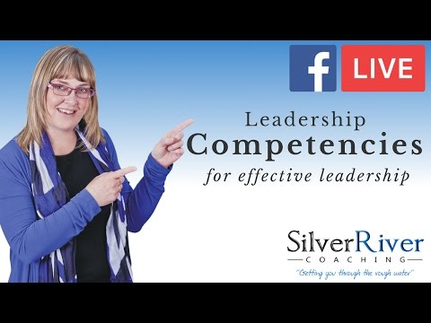 The leadership competencies you need for effective leadership