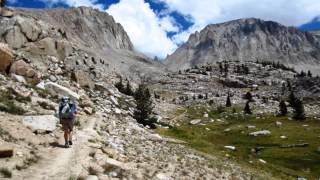 Mt. Whitney Backpacking Trip