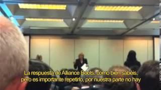"""Ornella Barra: """"Apoyaremos al farmacéutico independiente si hay liberalización en España"""""""