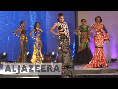 Zimbabwe's fashion designers persevere despite economic woes