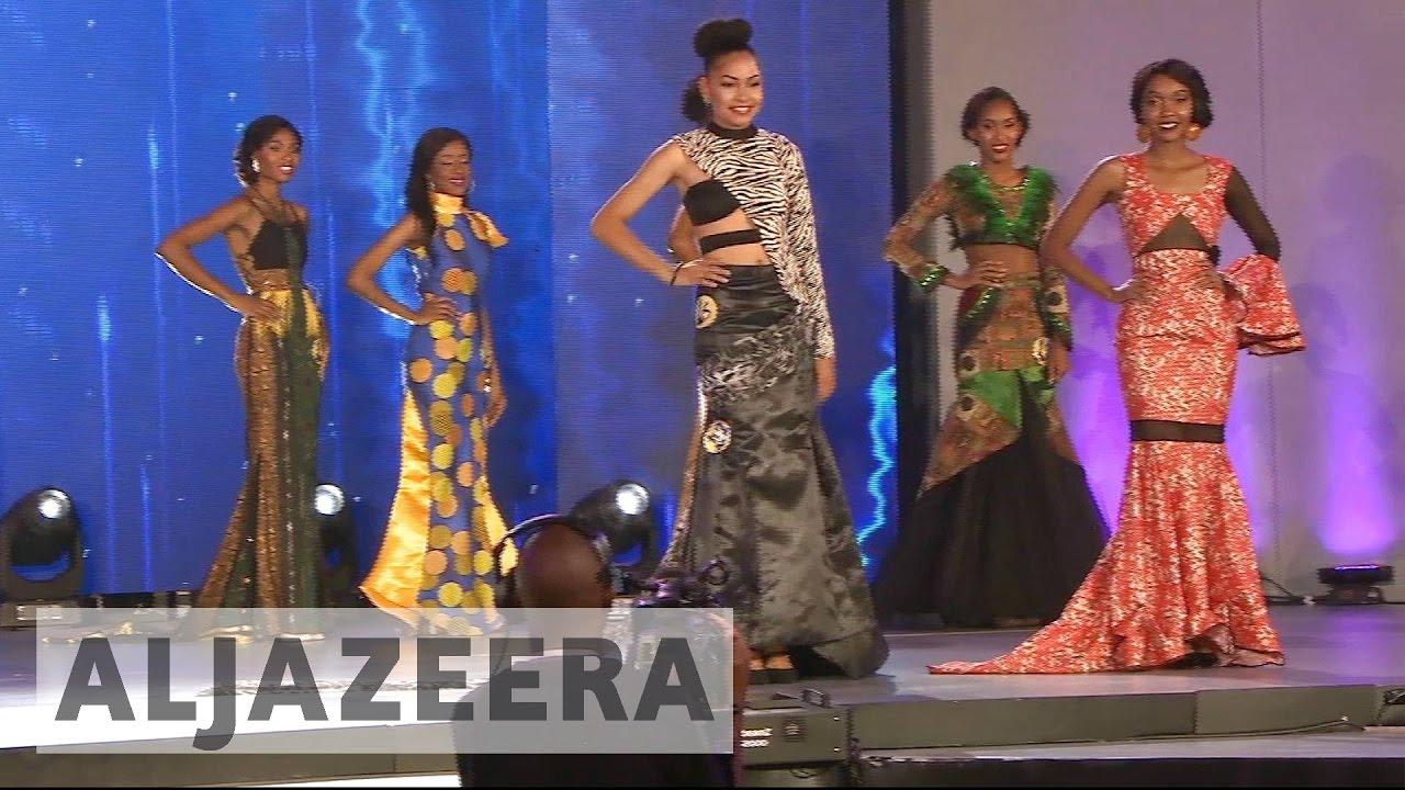zimbabwe u0027s fashion designers persevere despite economic woes youtube