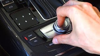 Audi MMI 3G+ how to force reboot navigation system
