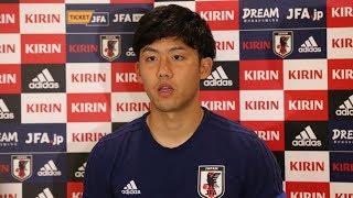 キリンチャレンジカップ2018で対戦する日本代表、ウルグアイ代表の両チ...