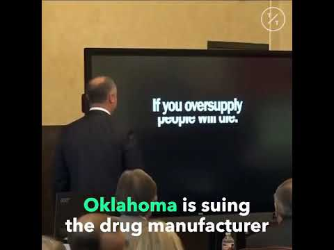 Oklahoma Accuses Johnson & Johnson of Fueling U.s. Opioid Epidemic in First-of-Its-Kind Trial