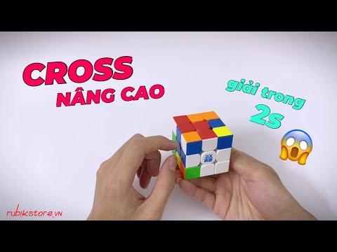 Hướng dẫn giải nhanh Cross - CFOP | Rubik Ocean
