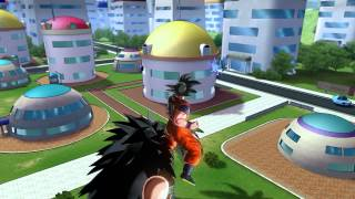 Dragon Ball Xenoverse gameplay on pc 1440p