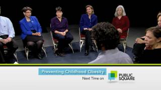 PROMO | PUBLIC SQUARE | Preventing Childhood Obesity Thursday 7:00 pm