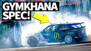 Ken Block's First Ever Gymkhana GRID in Cossie V2: 2019 GRID in Poland!