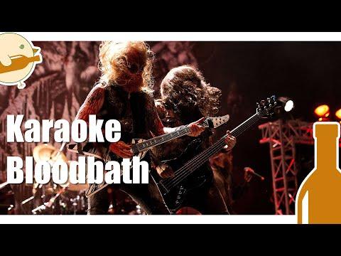Bloodbath - Eaten (Karaoke-Version)
