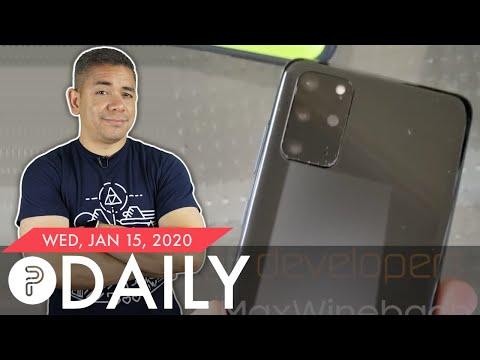 Samsung Galaxy S20+ LEAKED Video: Looks OK?!