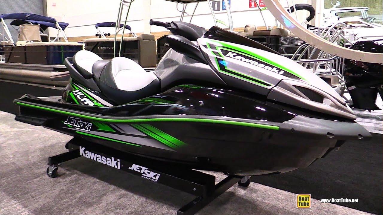 Kawasaki Boat