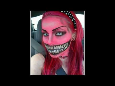 50 Creepiest Halloween Makeup Ideas Ever