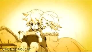 kagamine len and rin   servant of evil  classical version   anime pv  english romaji subs