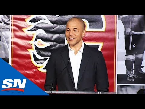 Jarome Iginla FULL Press Conference Reflects On NHL Hockey Career