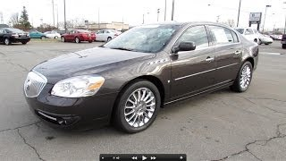 2008 Buick Lucerne Super (4.6L NHP V8) Start Up, Exhaust, and In Depth Review