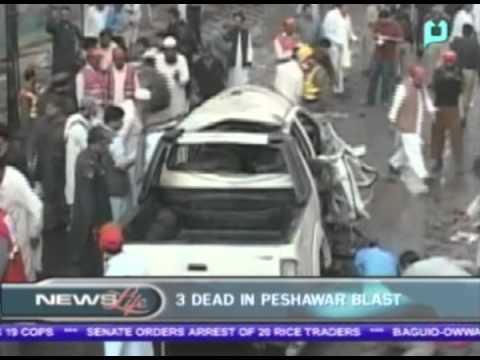 [One Global village] - Peshawar blast kills at least 3 police officers