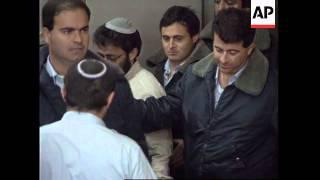 ISRAEL: TEL AVIV: AMIR