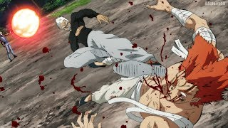 Гароу против Геноса / Garou vs Genos [One Punch Man 2]