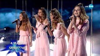 4 MAGIC - Уморени крила - X Factor Live (05.11.2017)