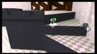 Super Mario Galaxy - Beta Star Man Fort (2)