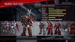 Dynasty Warriors: Gundam 2 All Pilots and Mobile Suits [PS3]