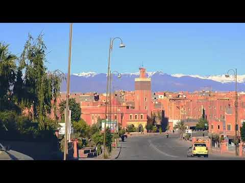 Amazing Morocco 2017 TRAVEL VIDEO Marrakech, Atlas Mountains, and Sahara Desert