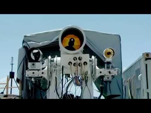 DARPA's new Laser Weapon