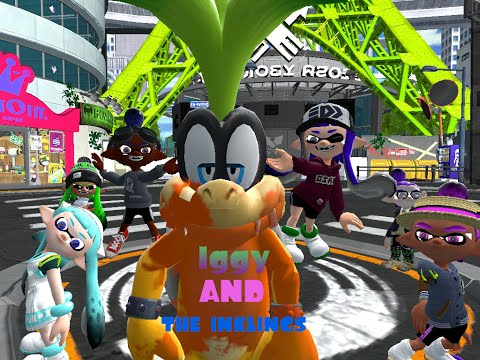 GMOD Iggy and the inklings