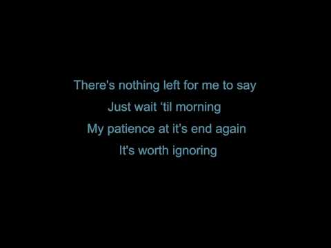 Fit For Rivals - Better Off (Alone) | Lyrics