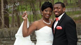 Jamisha & Lamar {Cincinnati Wedding Video}