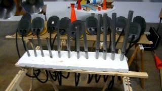 setup - toktek weerthof wexel @ six degrees of seperation