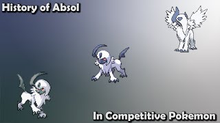 How GOOD was Absol ACTUALLY? - History of Absol in Competitive Pokemon (Gens 3-7)