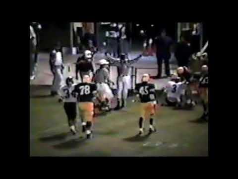 1990 Flint River Academy Wildcats at Gatewood School Gators (football)
