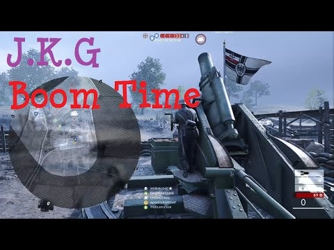 J.K.G Battlefield 1 Boom time