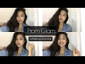 Prom Glam makeup tutorial | Nude/gold | Philippine | Jane Sato
