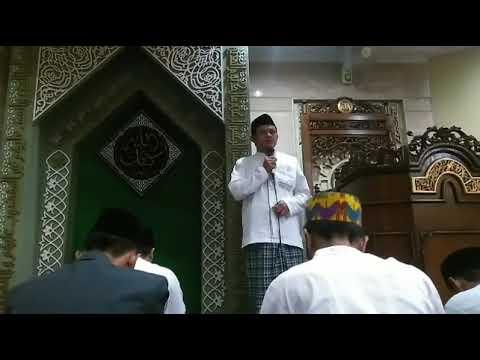 Kultum Ust. Ahmad Ali MD, LD PBNU, Hikmah/Faidah Puasa, Masjid An-NahdlahPBNU,Mlm2 Ramadhan1438/2017